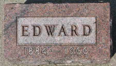 COLBENSON, EDWARD - Dixon County, Nebraska | EDWARD COLBENSON - Nebraska Gravestone Photos