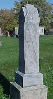 RANDAU COLLINS, ELSIE - Dixon County, Nebraska | ELSIE RANDAU COLLINS - Nebraska Gravestone Photos