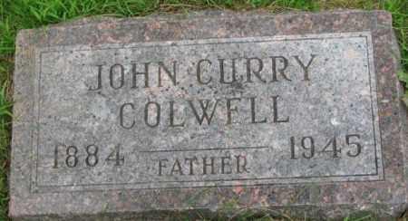 COLWELL, JOHN CURRY - Dixon County, Nebraska | JOHN CURRY COLWELL - Nebraska Gravestone Photos