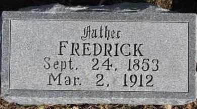 COMBS, FREDRICK - Dixon County, Nebraska | FREDRICK COMBS - Nebraska Gravestone Photos