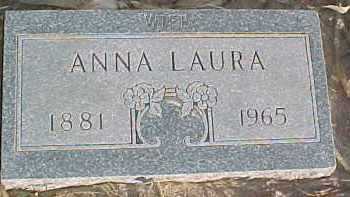 CONNELL, ANNA LAURA - Dixon County, Nebraska | ANNA LAURA CONNELL - Nebraska Gravestone Photos