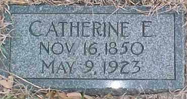 COOK, CATHERINE E. - Dixon County, Nebraska | CATHERINE E. COOK - Nebraska Gravestone Photos