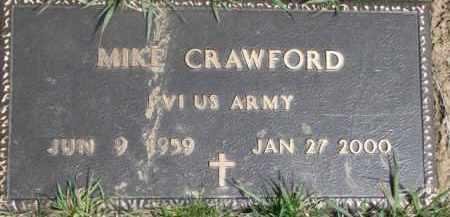 CRAWFORD, MIKE - Dixon County, Nebraska   MIKE CRAWFORD - Nebraska Gravestone Photos