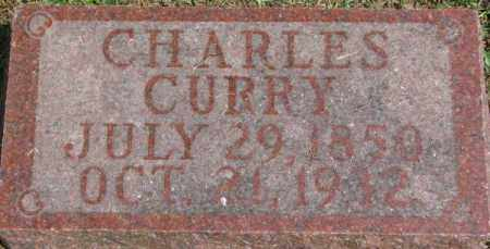 CURRY, CHARLES - Dixon County, Nebraska   CHARLES CURRY - Nebraska Gravestone Photos