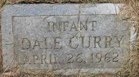 CURRY, DALE - Dixon County, Nebraska   DALE CURRY - Nebraska Gravestone Photos