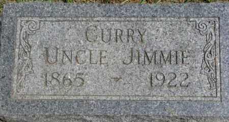 CURRY, JIMMIE - Dixon County, Nebraska | JIMMIE CURRY - Nebraska Gravestone Photos