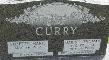 CURRY, SUZETTE MARIE - Dixon County, Nebraska | SUZETTE MARIE CURRY - Nebraska Gravestone Photos