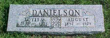 DANIELSON, LOVISA - Dixon County, Nebraska | LOVISA DANIELSON - Nebraska Gravestone Photos