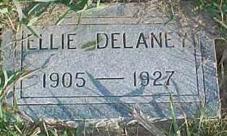 DELANEY, ELLIE - Dixon County, Nebraska | ELLIE DELANEY - Nebraska Gravestone Photos