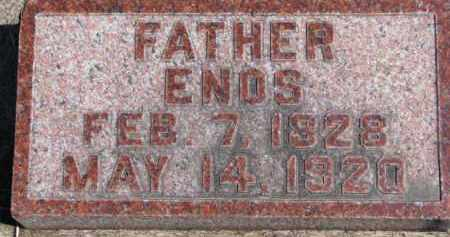 DEMME, ENOS - Dixon County, Nebraska   ENOS DEMME - Nebraska Gravestone Photos