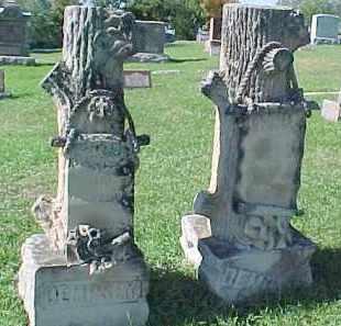 DEMPSEY, CAROLINE - Dixon County, Nebraska | CAROLINE DEMPSEY - Nebraska Gravestone Photos