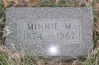 DEWITT, MINNIE M. - Dixon County, Nebraska | MINNIE M. DEWITT - Nebraska Gravestone Photos