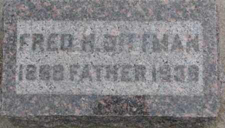 DITTMAN, FRED H. - Dixon County, Nebraska | FRED H. DITTMAN - Nebraska Gravestone Photos