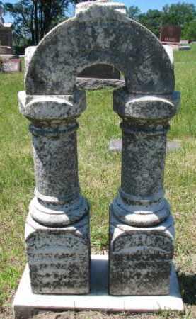DONAHOE, ELIZABETH - Dixon County, Nebraska   ELIZABETH DONAHOE - Nebraska Gravestone Photos