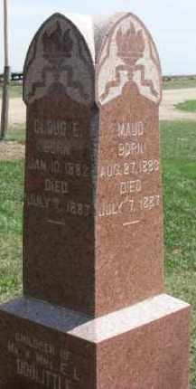 DOOLITTLE, MAUD - Dixon County, Nebraska | MAUD DOOLITTLE - Nebraska Gravestone Photos