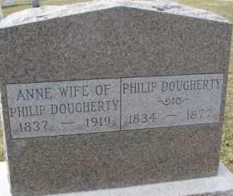 DOUGHERTY, ANNE - Dixon County, Nebraska   ANNE DOUGHERTY - Nebraska Gravestone Photos