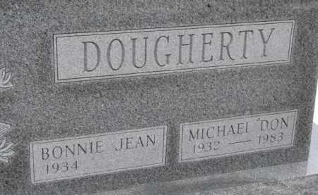 "DOUGHERTY, MICHAEL ""DON"" - Dixon County, Nebraska | MICHAEL ""DON"" DOUGHERTY - Nebraska Gravestone Photos"