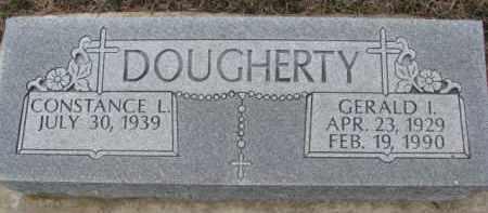 DOUGHERTY, GERALD I. - Dixon County, Nebraska | GERALD I. DOUGHERTY - Nebraska Gravestone Photos