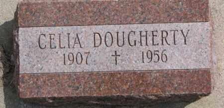DOUGHERTY, CELIA - Dixon County, Nebraska | CELIA DOUGHERTY - Nebraska Gravestone Photos