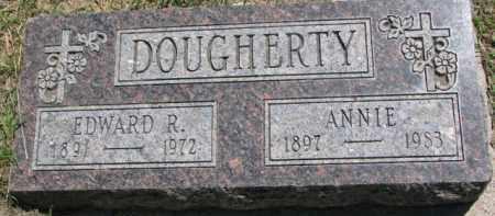 DOUGHERTY, ANNIE - Dixon County, Nebraska | ANNIE DOUGHERTY - Nebraska Gravestone Photos