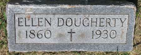 DOUGHERTY, ELLEN - Dixon County, Nebraska | ELLEN DOUGHERTY - Nebraska Gravestone Photos