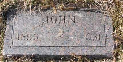DOUGHERTY, JOHN - Dixon County, Nebraska | JOHN DOUGHERTY - Nebraska Gravestone Photos
