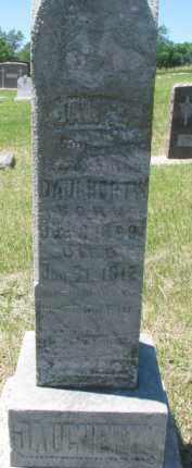 DOUGHERTY, JAMES - Dixon County, Nebraska | JAMES DOUGHERTY - Nebraska Gravestone Photos