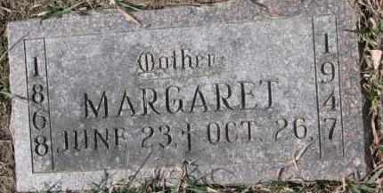 DOUGHERTY, MARGARET - Dixon County, Nebraska | MARGARET DOUGHERTY - Nebraska Gravestone Photos