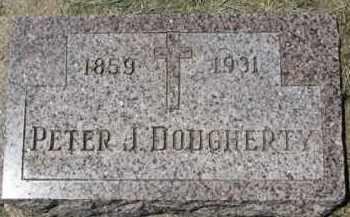 DOUGHERTY, PETER J. - Dixon County, Nebraska   PETER J. DOUGHERTY - Nebraska Gravestone Photos