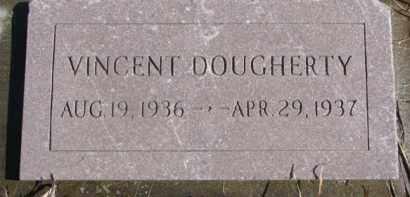 DOUGHERTY, VINCENT - Dixon County, Nebraska | VINCENT DOUGHERTY - Nebraska Gravestone Photos