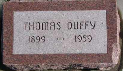DUFFY, TOMAS - Dixon County, Nebraska | TOMAS DUFFY - Nebraska Gravestone Photos