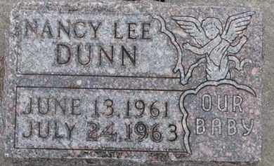 DUNN, NANCY LEE - Dixon County, Nebraska | NANCY LEE DUNN - Nebraska Gravestone Photos