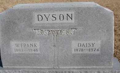 DYSON, DAISY - Dixon County, Nebraska | DAISY DYSON - Nebraska Gravestone Photos