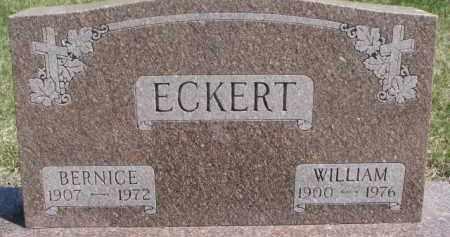 ECKERT, BERNICE - Dixon County, Nebraska | BERNICE ECKERT - Nebraska Gravestone Photos