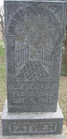 ELIASON, OLOF - Dixon County, Nebraska | OLOF ELIASON - Nebraska Gravestone Photos