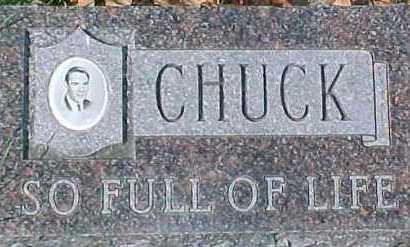 "ELLIS, CHARLES ""CHUCK"" - Dixon County, Nebraska   CHARLES ""CHUCK"" ELLIS - Nebraska Gravestone Photos"