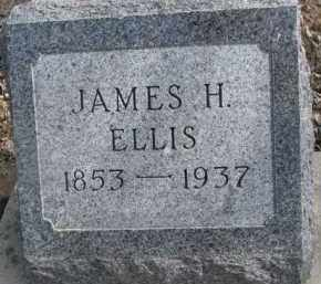 ELLIS, JAMES H. - Dixon County, Nebraska | JAMES H. ELLIS - Nebraska Gravestone Photos