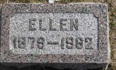ERICSON, ELLEN - Dixon County, Nebraska   ELLEN ERICSON - Nebraska Gravestone Photos