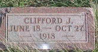 FEGLEY, CLIFFORD J. - Dixon County, Nebraska | CLIFFORD J. FEGLEY - Nebraska Gravestone Photos