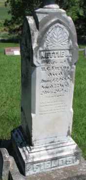 FIELDS, NETTIE A. - Dixon County, Nebraska   NETTIE A. FIELDS - Nebraska Gravestone Photos