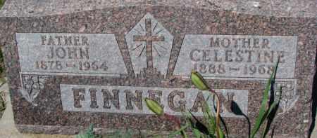 FINNEGAN, JOHN - Dixon County, Nebraska | JOHN FINNEGAN - Nebraska Gravestone Photos