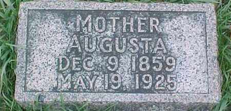 FLORINE, AUGUSTA - Dixon County, Nebraska   AUGUSTA FLORINE - Nebraska Gravestone Photos