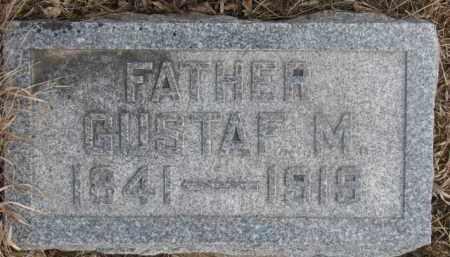 FREDRICKSON, GUSTAF M. - Dixon County, Nebraska | GUSTAF M. FREDRICKSON - Nebraska Gravestone Photos