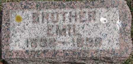 FUCHSER, EMIL - Dixon County, Nebraska   EMIL FUCHSER - Nebraska Gravestone Photos