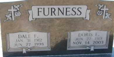 FURNESS, DORIS L. - Dixon County, Nebraska | DORIS L. FURNESS - Nebraska Gravestone Photos