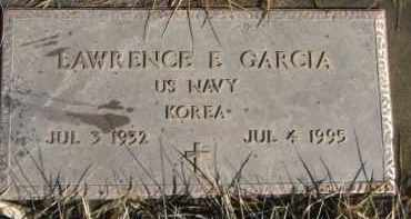 GARCIA, LAWRENCE E. - Dixon County, Nebraska | LAWRENCE E. GARCIA - Nebraska Gravestone Photos