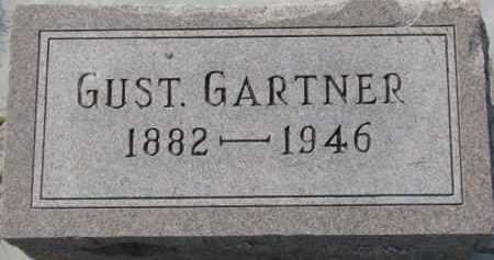 GARTNER, GUST. - Dixon County, Nebraska | GUST. GARTNER - Nebraska Gravestone Photos