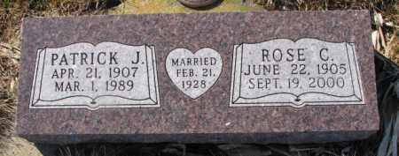 GARVIN, ROSE C. - Dixon County, Nebraska | ROSE C. GARVIN - Nebraska Gravestone Photos