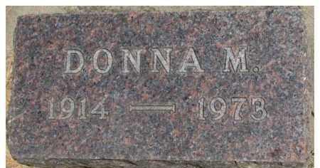 SROKA GEETING, DONNA M. - Dixon County, Nebraska | DONNA M. SROKA GEETING - Nebraska Gravestone Photos