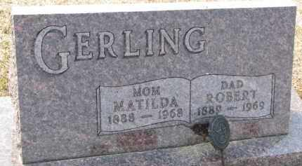 GERLING, ROBERT - Dixon County, Nebraska | ROBERT GERLING - Nebraska Gravestone Photos